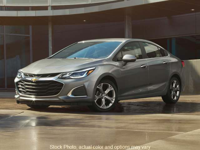2019 Chevrolet Cruze 4d Sedan LT at Stateline Auto Group near Andover, OH