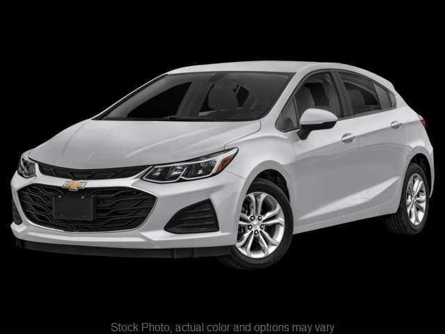 New 2019  Chevrolet Cruze 4d Hatchback LT at Sharpnack Auto Credit near Willard, OH