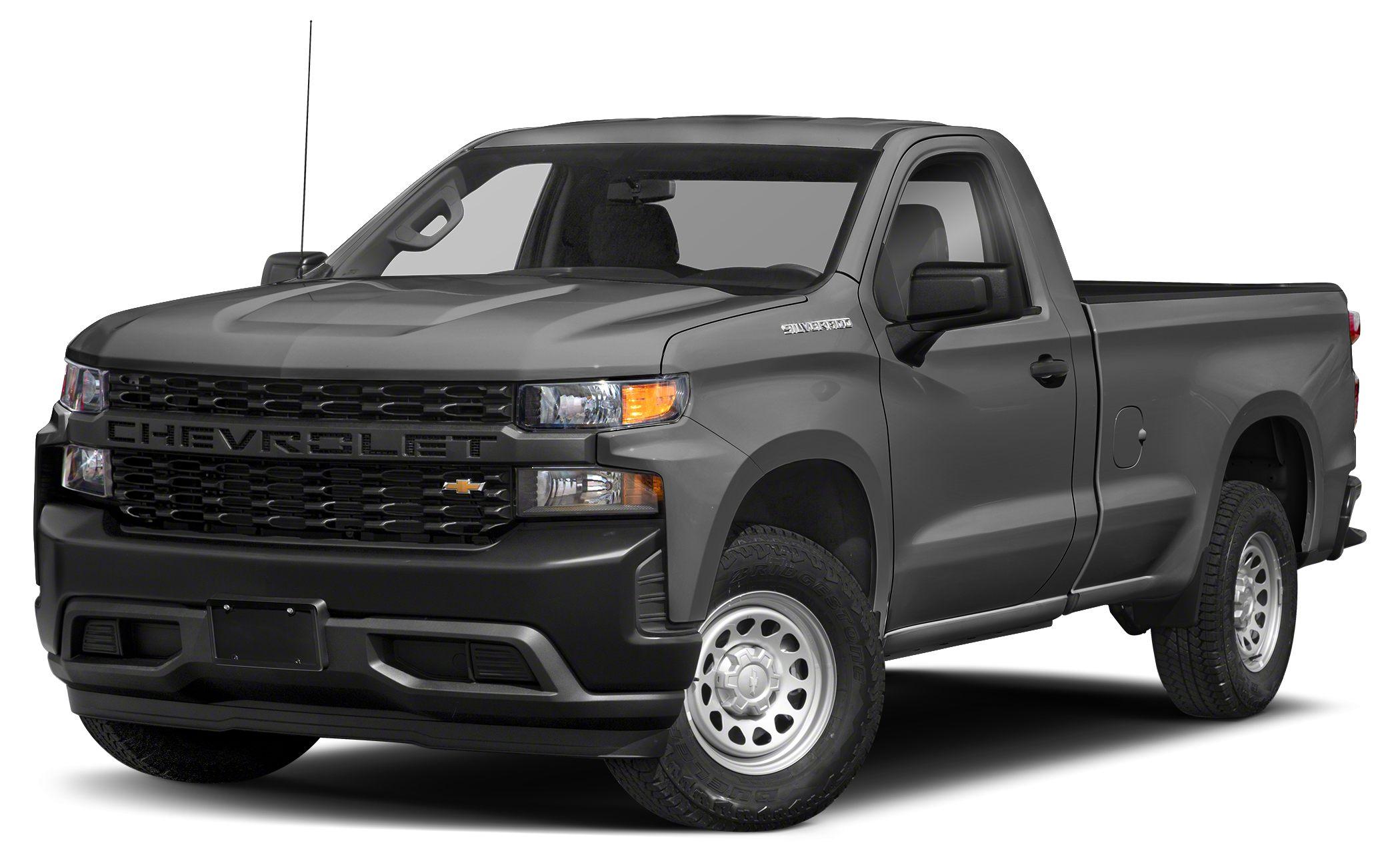 2021 Ram Silverado 1500 Work Truck