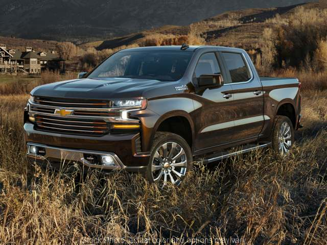 2019 Chevrolet Silverado 1500 4WD Crew Cab LT All Star Edition at Edd Kirby's Adventure near Dalton, GA