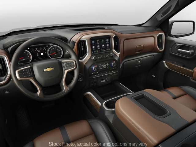 New 2019  Chevrolet Silverado 1500 4WD Crew Cab High Country at Edd Kirby's Adventure near Dalton, GA