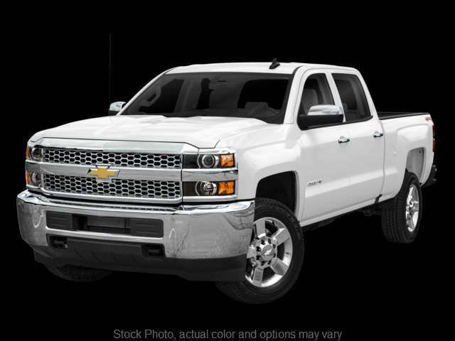 New 2019  Chevrolet Silverado 2500 4WD Crew Cab LT at Sharpnack Auto Credit near Willard, OH