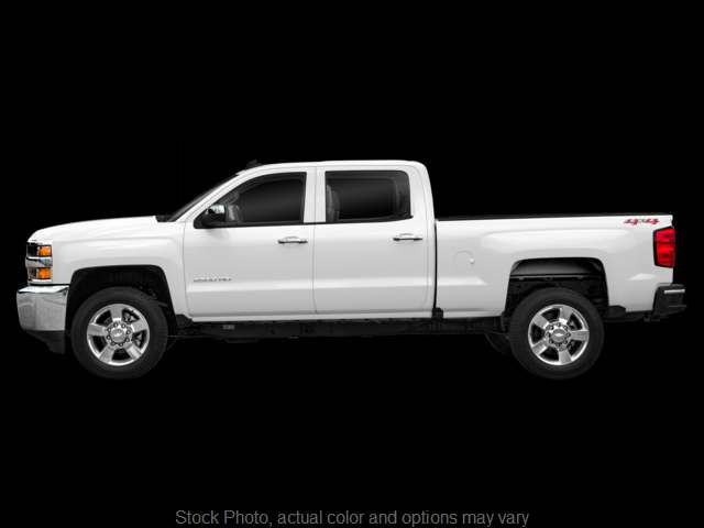 New 2019  Chevrolet Silverado 2500 4WD Crew Cab WT at Sharpnack Auto Credit near Willard, OH