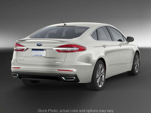 New 2019  Ford Fusion 4d Sedan FWD SEL at Sharpnack Auto Credit near Willard, OH