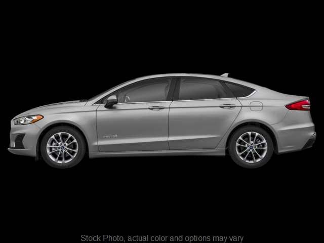 New 2019  Ford Fusion Hybrid 4d Sedan FWD Titanium at Sharpnack Auto Credit near Willard, OH