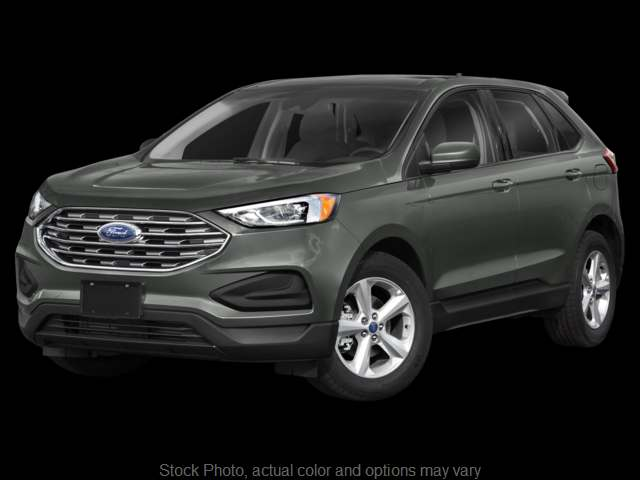 New 2019  Ford Edge 4d SUV AWD ST at Melloy Auto Group near Los Lunas, NM