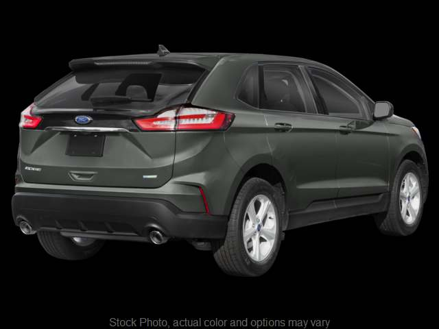 New 2019  Ford Edge 4d SUV FWD SE at Sharpnack Auto Credit near Willard, OH