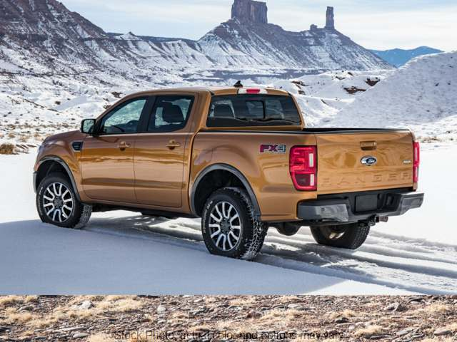 New 2019 Ford Ranger 4WD SuperCrew XLT at Hallada Ford near Dodgeville, Wisconsin