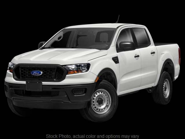 New 2019  Ford Ranger 4WD SuperCrew XLT at Sharpnack Auto Credit near Willard, OH