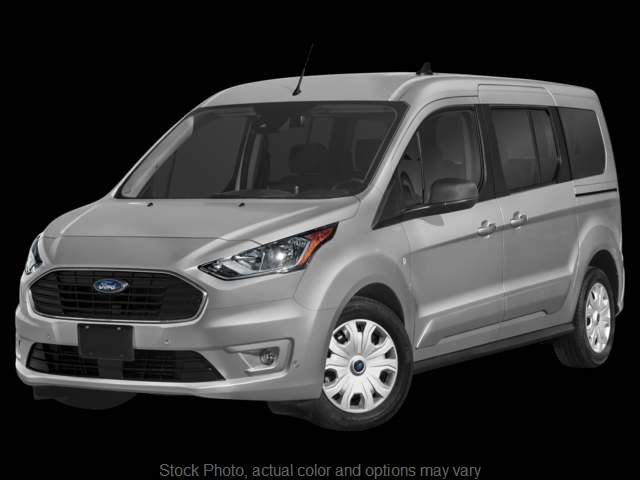 New 2019  Ford Transit Connect Ext Wagon XLT w/Rear Liftgate at Graham Auto Group near Mansfield, OH
