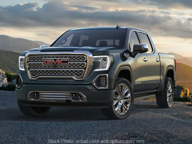 New 2020  GMC Sierra 1500 4WD Crew Cab Elevation at Charbonneau Car Center near Dickinson, ND