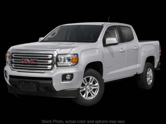 Used 2019  GMC Canyon 2WD Crew Cab SLE at The Gilstrap Family Dealerships near Easley, SC