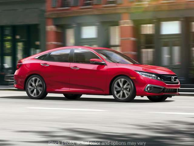 New 2019  Honda Civic Sedan 4d Sport CVT at Carmack Car Capitol near Danville, IL