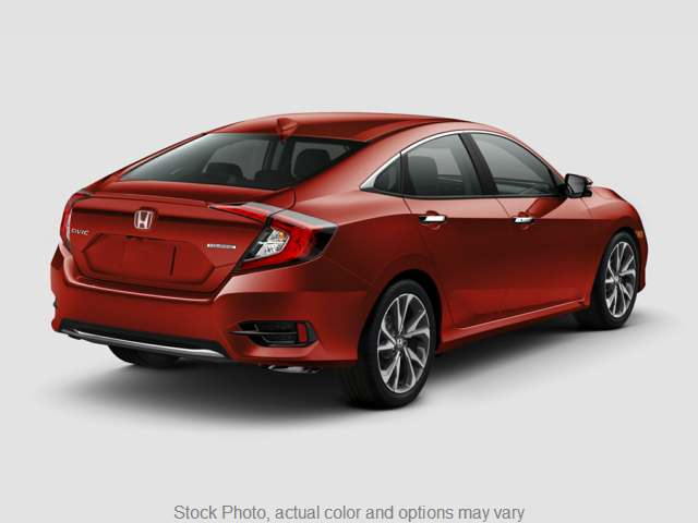 New 2019  Honda Civic Sedan 4d EX-L at CarloanExpress.Com near Hampton, VA