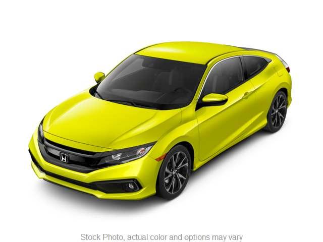 New 2019  Honda Civic Coupe 2d Sport 6spd at CarloanExpress.Com near Hampton, VA