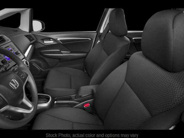 New 2019  Honda Fit 4d Hatchback LX CVT at Carmack Car Capitol near Danville, IL