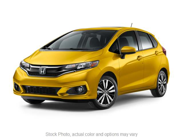 2019 Honda Fit 4d Hatchback EX CVT at Carmack Car Capitol near Danville, IL