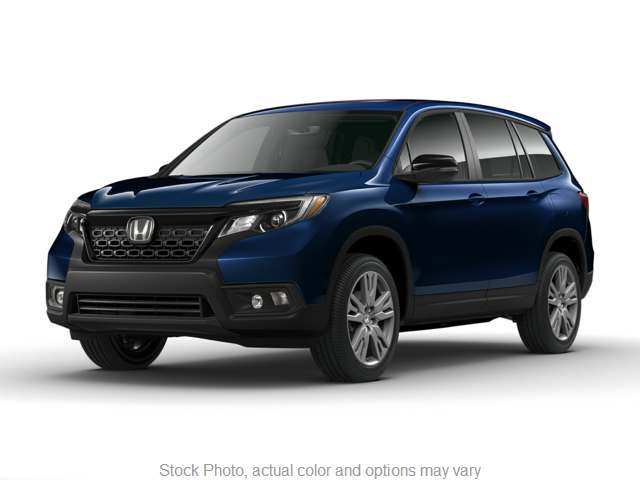 New 2019 Honda Passport 4d SUV AWD EX-L at Carmack Honda near Danville, IL