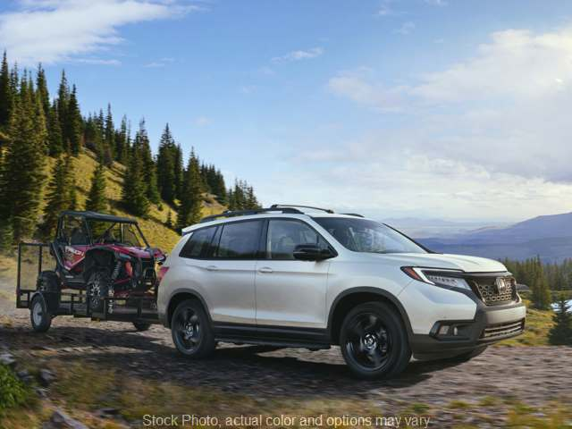 New 2019  Honda Passport 4d SUV AWD Sport at Carmack Car Capitol near Danville, IL