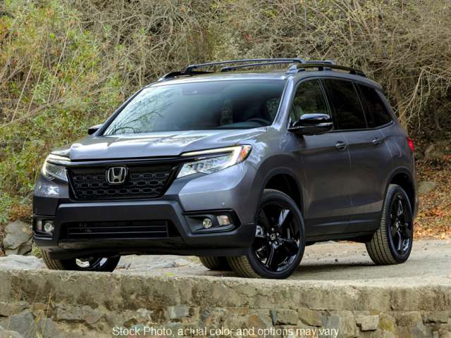 New 2019  Honda Passport 4d SUV FWD Touring at CarloanExpress.Com near Hampton, VA