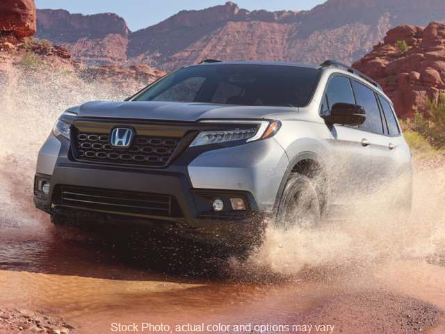 New 2019  Honda Passport 4d SUV AWD Touring at CarloanExpress.Com near Hampton, VA