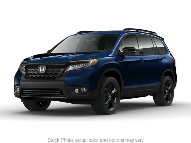 New 2019  Honda Passport 4d SUV AWD Elite at Carmack Car Capitol near Danville, IL
