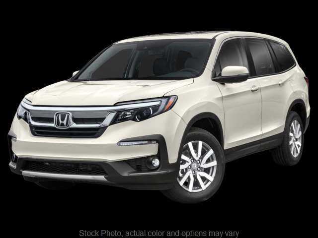 New 2019  Honda Pilot 4d SUV AWD EX-L at Carmack Car Capitol near Danville, IL