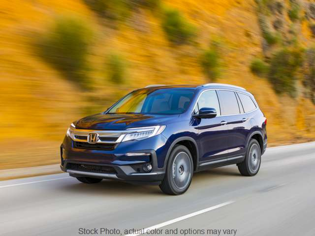 New 2020  Honda Pilot 4d SUV FWD EX at CarloanExpress.Com near Hampton, VA
