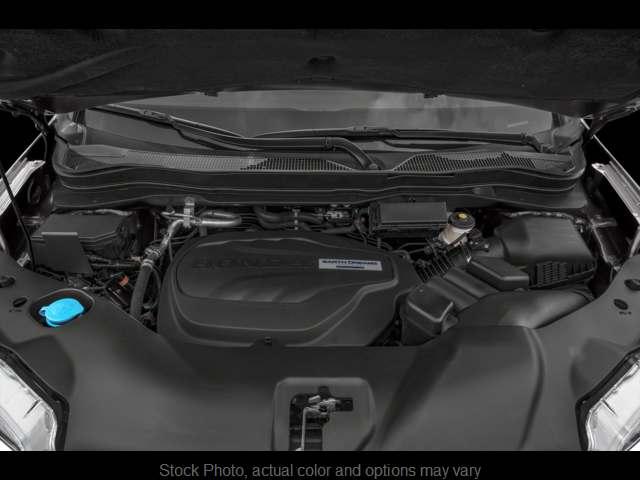 New 2019  Honda Pilot 4d SUV AWD Elite at Carl Hogan Honda near Columbus, MS