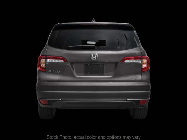 New 2019  Honda Pilot 4d SUV FWD LX at Carl Hogan Honda near Columbus, MS