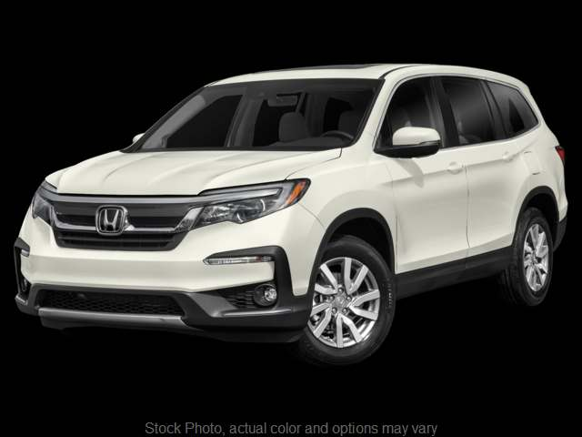 New 2019  Honda Pilot 4d SUV FWD EX-L at CarloanExpress.Com near Hampton, VA