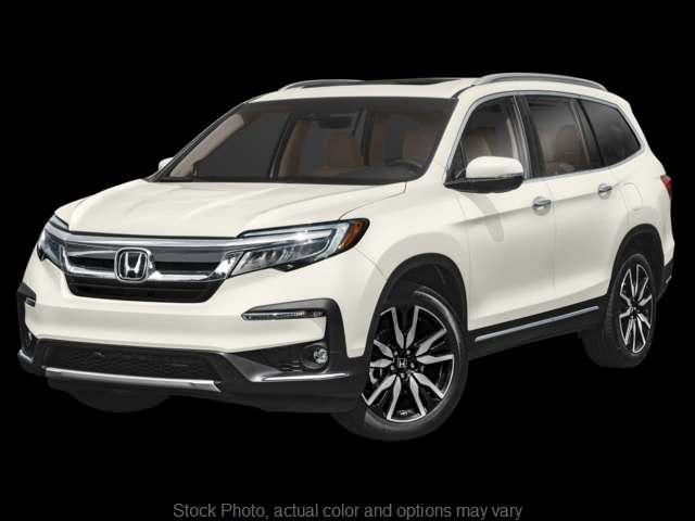 New 2019  Honda Pilot 4d SUV FWD Touring 7-Passenger at CarloanExpress.Com near Hampton, VA