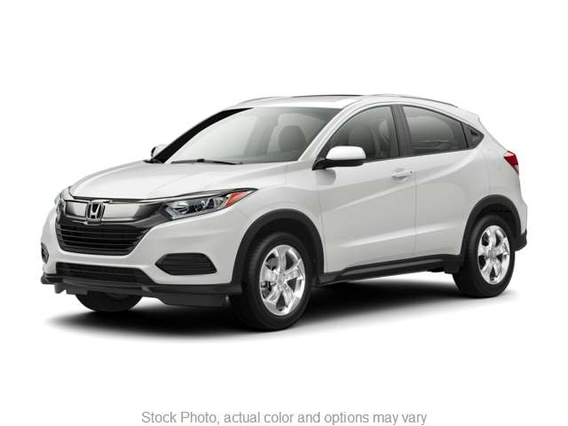 New 2019  Honda HR-V 4d SUV FWD LX at CarloanExpress.Com near Hampton, VA
