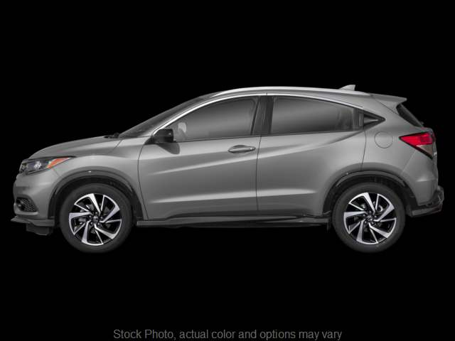 New 2019  Honda HR-V 4d SUV FWD Sport at CarloanExpress.Com near Hampton, VA