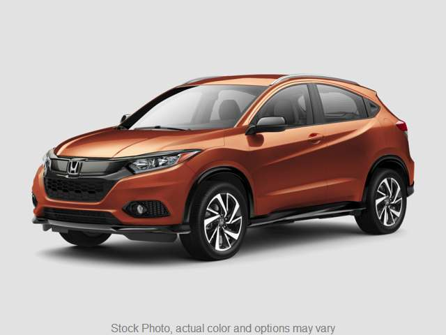 2019 Honda HR-V 4d SUV AWD LX at Carmack Car Capitol near Danville, IL
