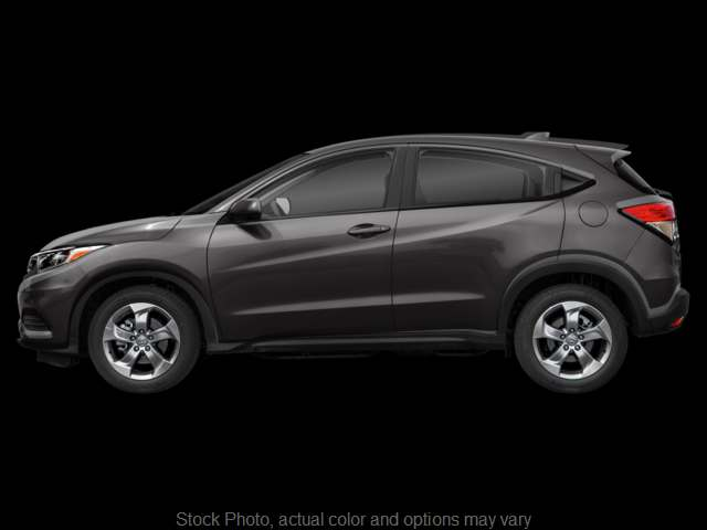 New 2019  Honda HR-V 4d SUV AWD LX at Carmack Car Capitol near Danville, IL