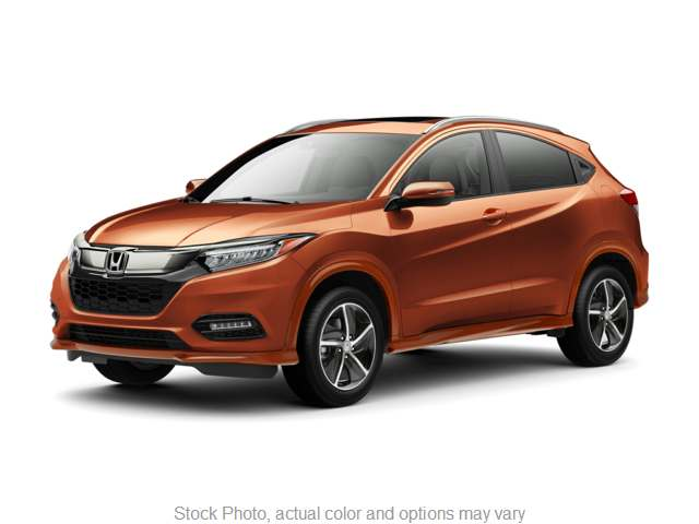 2019 Honda HR-V 4d SUV AWD Touring at Carl Hogan Honda near Columbus, MS