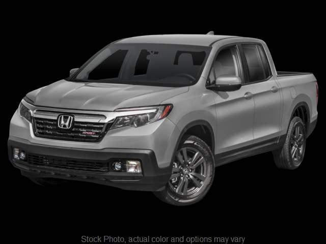 New 2019  Honda Ridgeline Crew Cab AWD Sport at Carmack Honda near Danville, IL