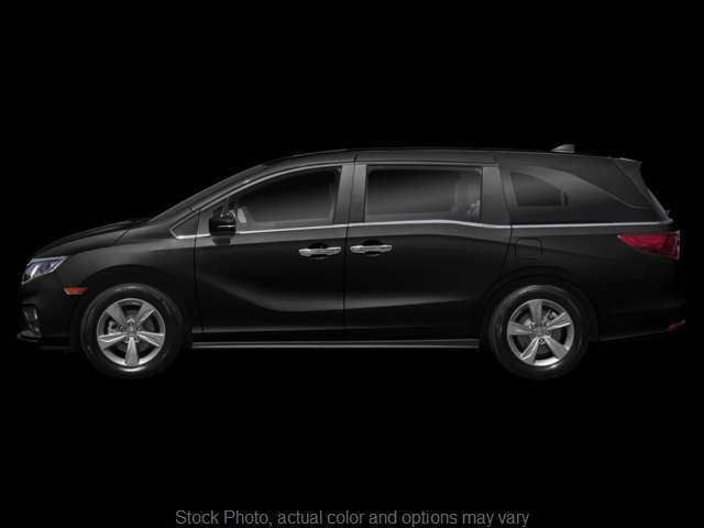 New 2019  Honda Odyssey 4d Wagon EX-L at Carmack Car Capitol near Danville, IL