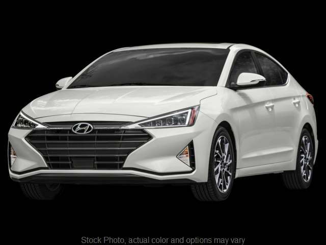 New 2019  Hyundai Elantra 4d Sedan Value at Carmack Car Capitol near Danville, IL