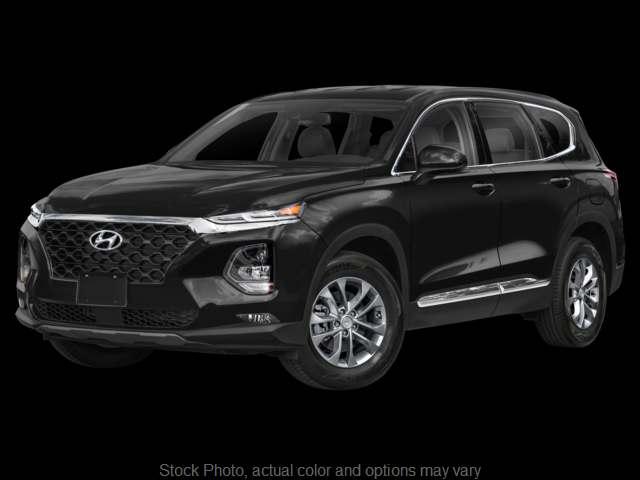 2019 Hyundai Santa Fe 4d SUV FWD SEL 2.4L at Carmack Hyundai near Danville, IL