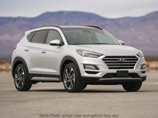 New 2019  Hyundai Tucson 4d SUV AWD Sport at Carmack Car Capitol near Danville, IL