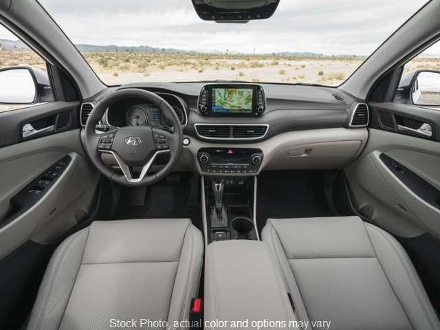 New 2019  Hyundai Tucson 4d SUV AWD Sport at Carmack Hyundai near Danville, IL