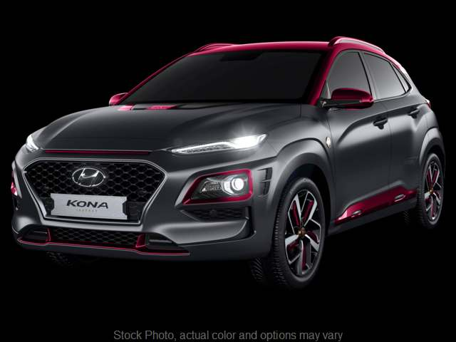New 2019  Hyundai Kona 4d SUV AWD Iron Man at Carmack Car Capitol near Danville, IL