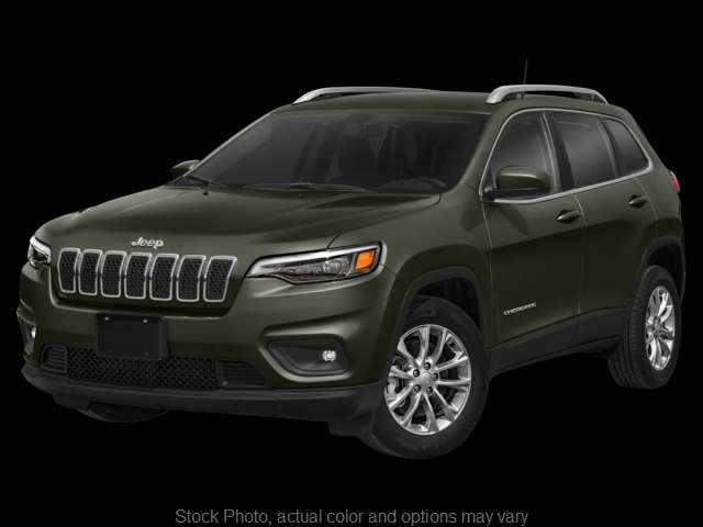 2019 Jeep Cherokee 4d SUV FWD Latitude 2.4L at Edd Kirby's Adventure near Dalton, GA