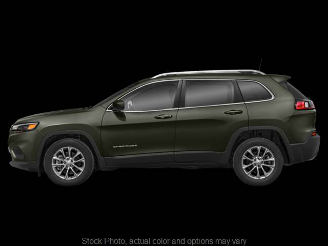 New 2019  Jeep Cherokee 4d SUV 4WD Trailhawk 3.2L at Kama'aina Motors near Hilo, HI