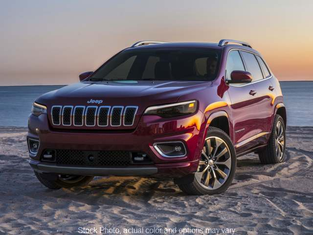 New 2019 Jeep Cherokee 4d SUV 4WD Latitude Plus 3.2L at Shields Auto Center near Rantoul, IL