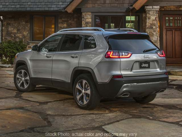 New 2019  Jeep Cherokee 4d SUV 4WD Latitude 2.4L at Kama'aina Motors near Hilo, HI