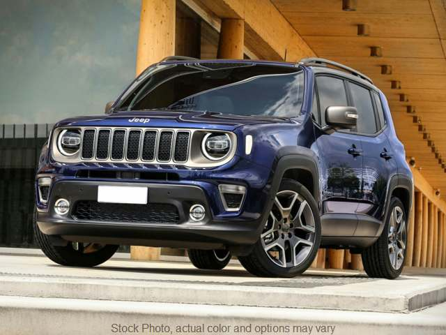 2019 Jeep Renegade 4d SUV FWD Sport at Kama'aina Motors near Hilo, HI