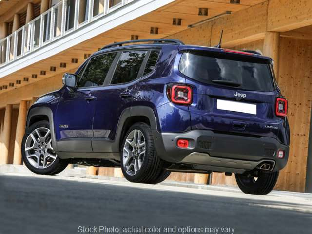 New 2019  Jeep Renegade 4d SUV 4WD Sport Upland Edition at Ridenour Auto Group near New Lexington, OH